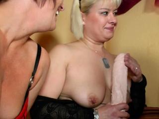 german lesbian housewife try swinger