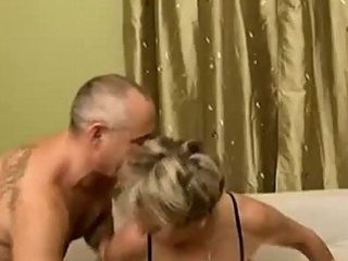 Grandpa Fisting Grannys Pussy