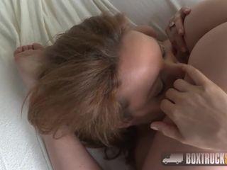Lesbian MILF fucks naughty Szilvia Lauren