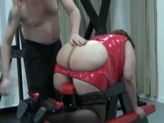 slut huge ass boobs wife spanked and fucked by bbc