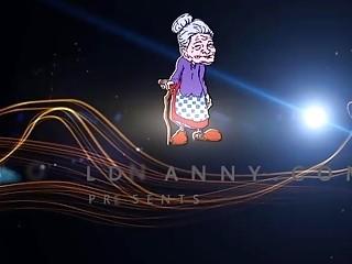 OLDNANNY mature granny enjoying fresh meat