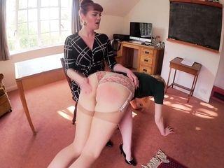 Hot Milf Sex In Stockings