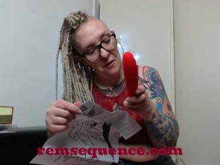 Cam Comedy 22: Trying to unbox some toys - Rem Sequence