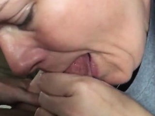 Step-mom blowjob 2
