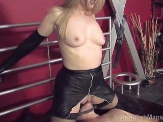 FEMDOM Queen kinky hot porn video