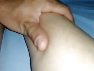 play in my wife feet
