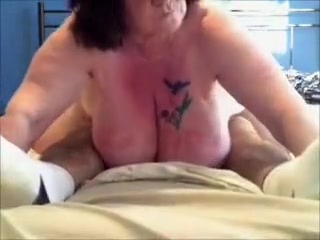 Awesome homemade Grannies, fat on the level titties coitus hang on