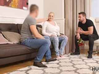 Hunter Unterbricht Blind Date Und Schraubt Heibe Blondine Mit Groben Krugen