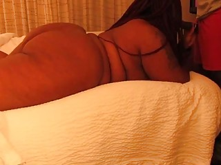 COVID-19 Fucking this BIG ASS
